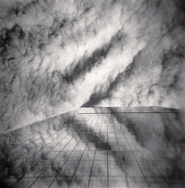 , 'Skyscraper and Clouds, New York, USA,' 2016, G. Gibson Gallery