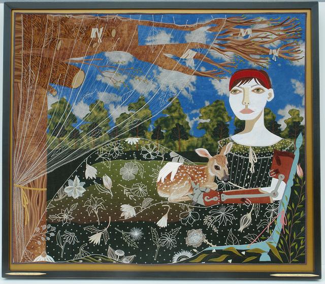 , 'Phantom Limb,' 2014, Antieau Gallery