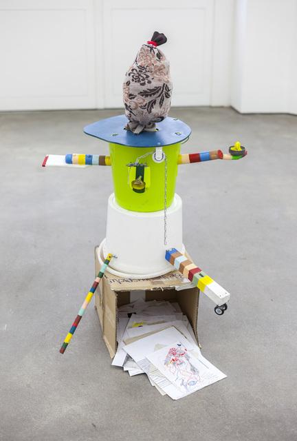 , 'Pole Poppenspãler,' 2010-2013, Sprüth Magers