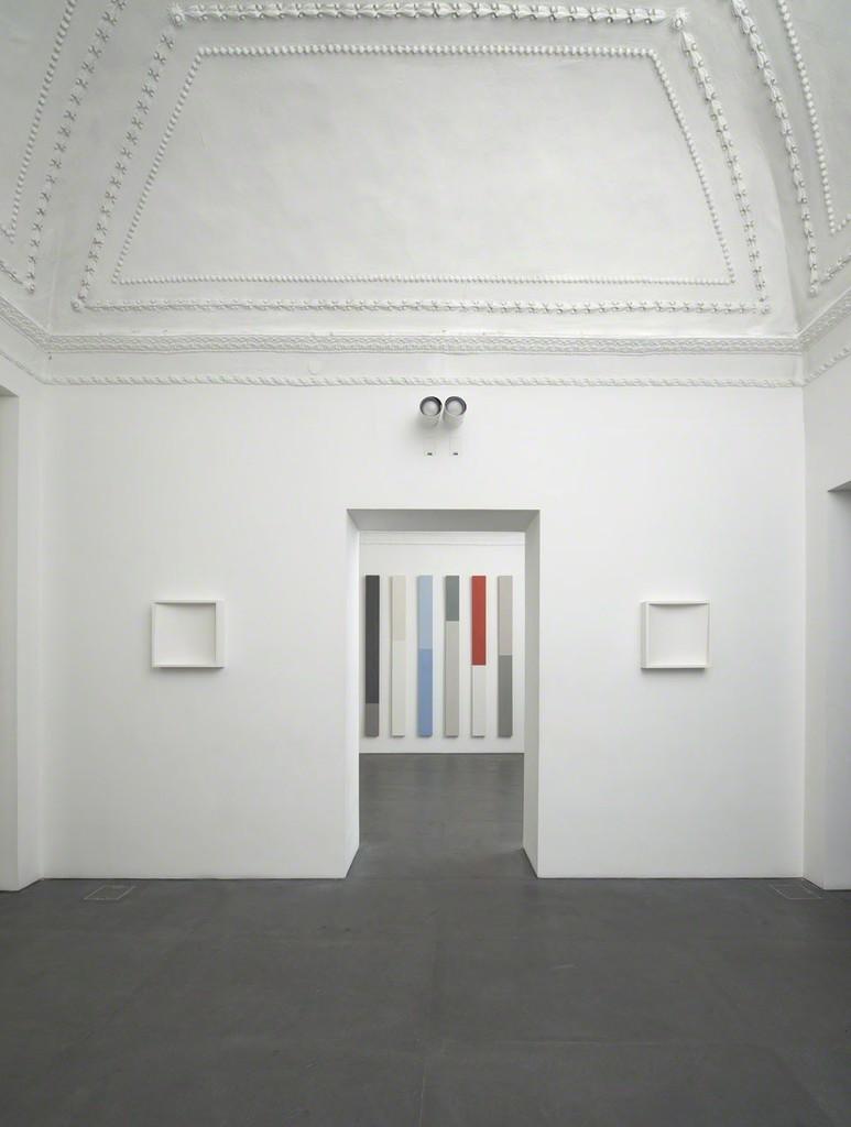 GIULIANO DAL MOLIN May 26, 2016 - July 30, 2016 Installation view - Second room ph. Giorgio Benni