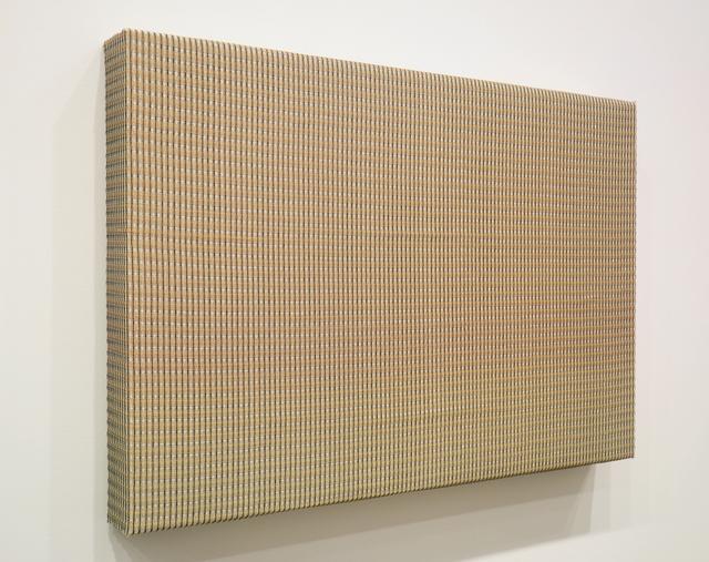 , 'fermata,' 2012, Minus Space