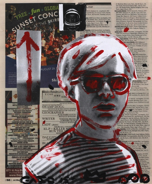 , 'Sunset Sunglasses,' 2015, Artspace Warehouse