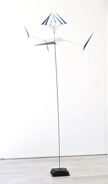 , 'Blue Tree,' 1955-1964, Davidson