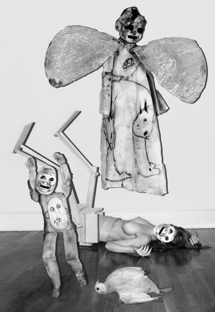 , 'Flyby,' 2016, V1 Gallery