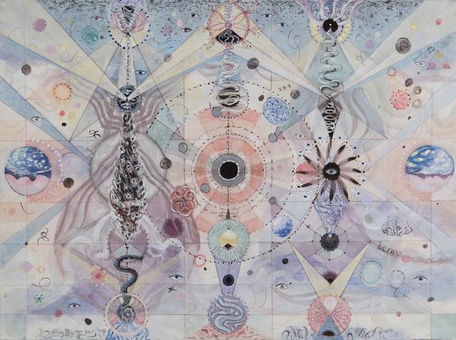 """, 'Serie """"Cosmos"""" No. 2,' 2018, Cavin-Morris Gallery"""