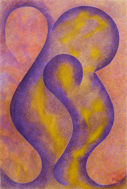 , 'La Flamme Violette,' 2006, Cavin Morris Gallery