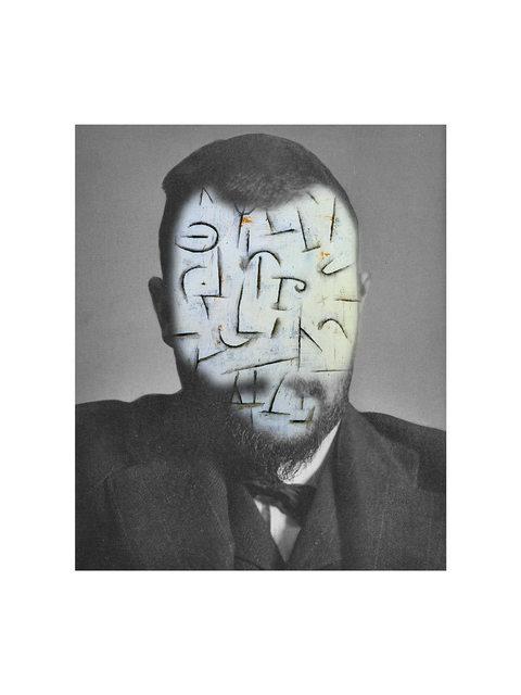 , 'Portrait 35: Klee,' 2017, Klein Gallery
