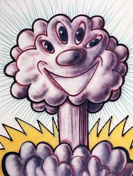 , 'BOMB,' 2004, Eric Firestone Gallery