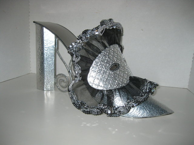 , 'Masquerade,' , Zenith Gallery