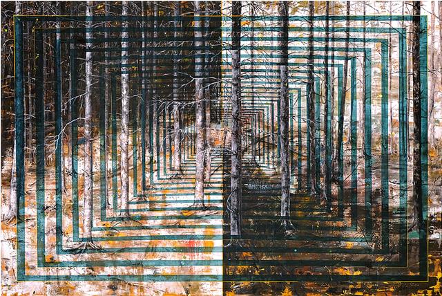 , 'Here,' 2017, e.artis contemporary