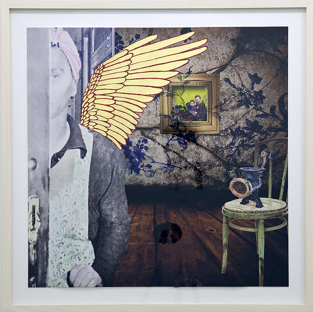 , 'angel,' 2010, Artdepot