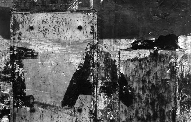 Aaron Siskind, 'Rome 71', 1963, Elizabeth Houston Gallery