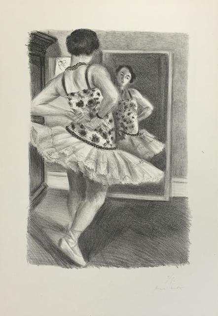 Henri Matisse, 'Danseuse reflétée dans la glace', 1927, Galerie Raphael