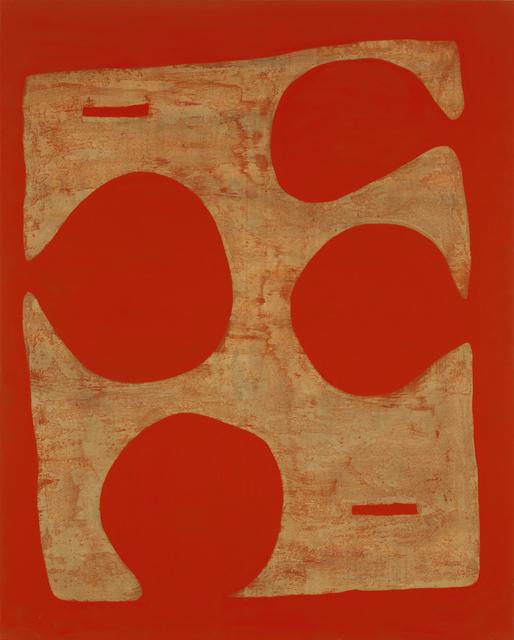 Jaume Amigó, 'Llavors', 2019, Painting, Acrylic on canvas, Galeria Jordi Barnadas