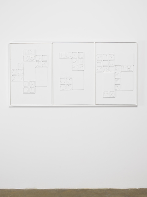 , 'Southern Shores VII, XII and XV,' 1966, Pace Gallery