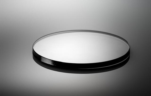 Tora Urup, 'Small Black Plate', 2015, Design/Decorative Art, Glass, Galerie Kuzebauch