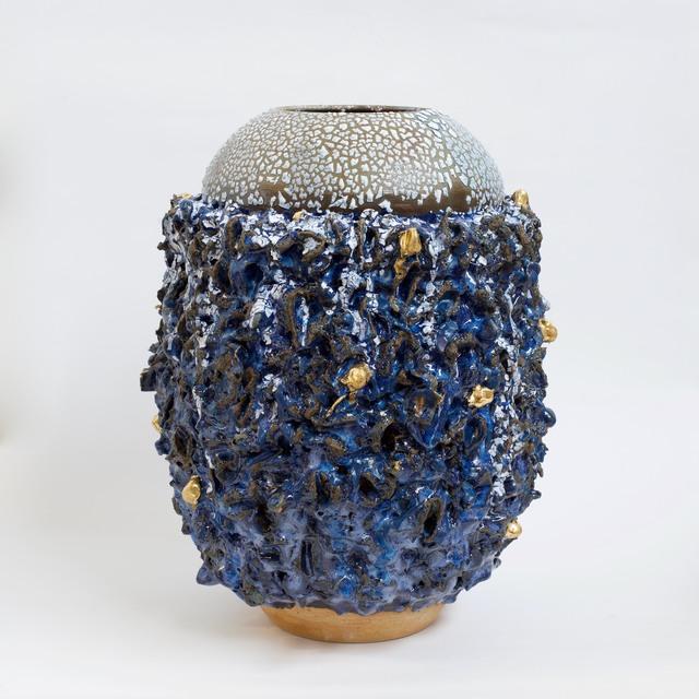 , 'Vase Cavilux - Bleu,' 2017, Galerie Vallois