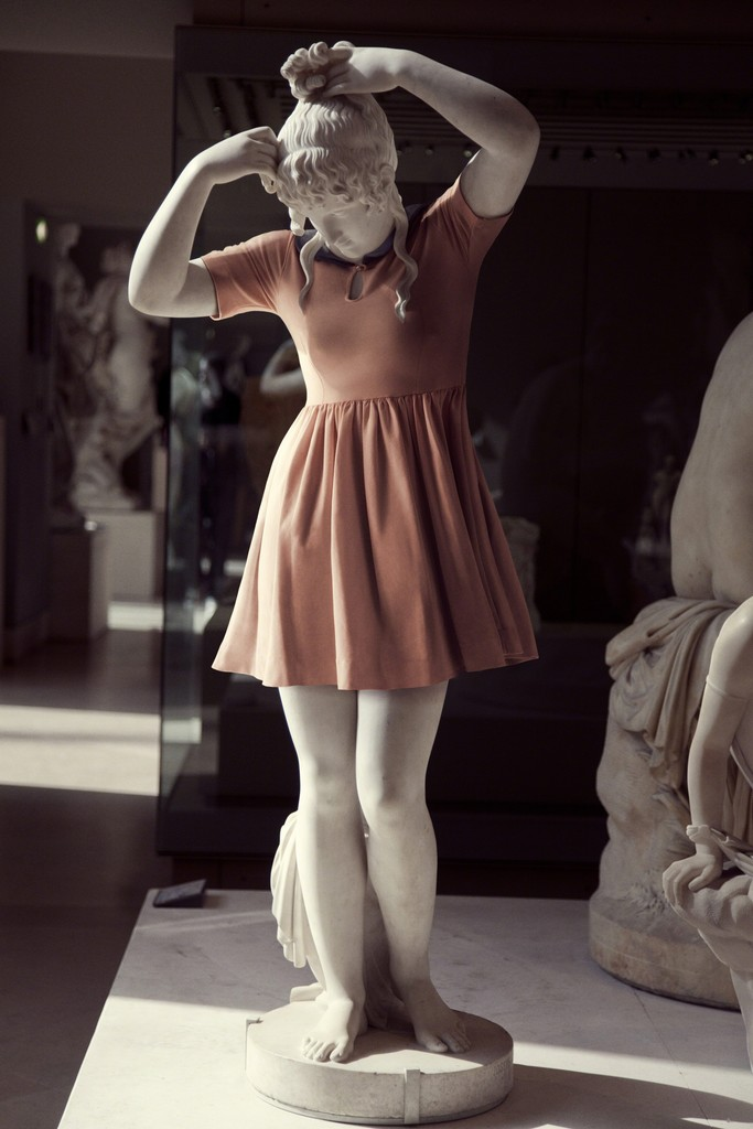 Léo Caillard, 'Hipster in Stone XI - The Ballet Dancer,' 2012, VICTORI+MO CONTEMPORARY