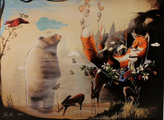 , 'Manifest,' , Ruckus Gallery