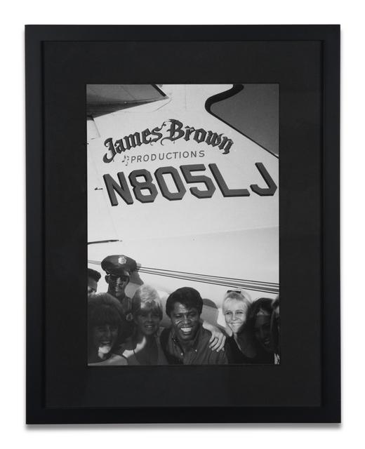 , 'James Brown,' 1964, Kohn Gallery