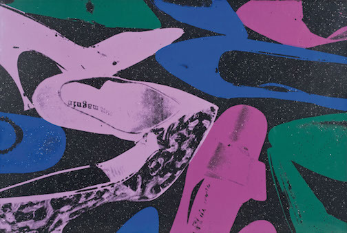 Andy Warhol, 'Shoes (F. & S. II.254)', 1980, Galerie Maximillian