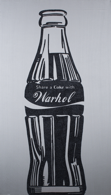 , 'Share a Coke with Warhol,' , Art Angels
