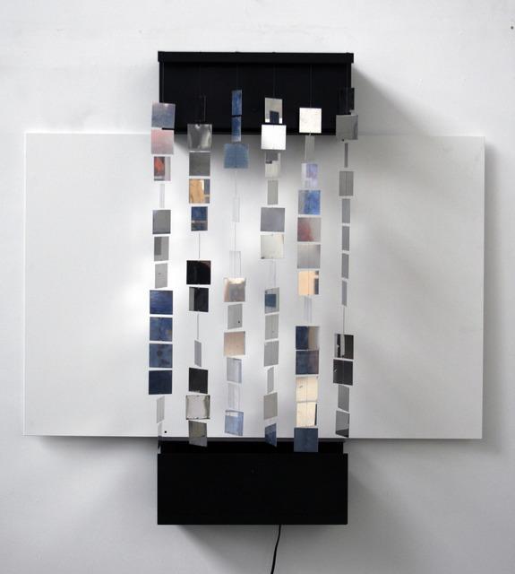 , 'Continuel mobile argent/noir,' 1967, Galerie Hans Mayer