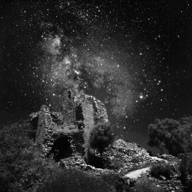 , 'Scorpius Milky Way Rising,' 1997, Vision Neil Folberg Gallery