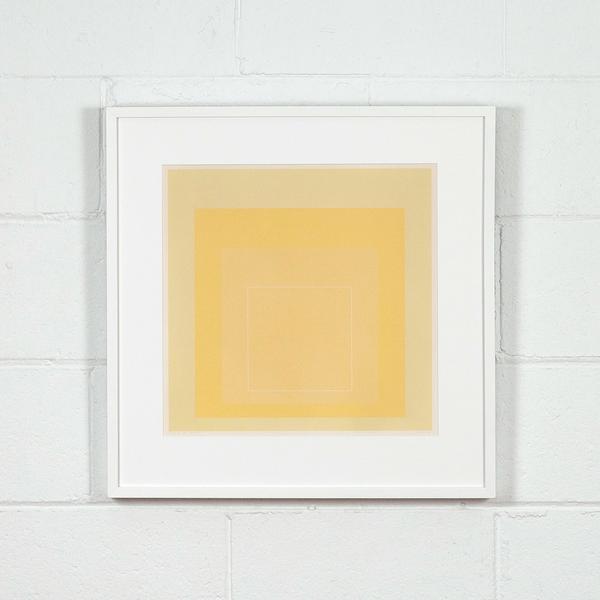 """, '""""Lemon Squares"""" WLS-I,' 1966, Caviar20"""