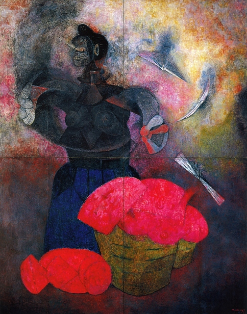 , 'Homage to the Indian Race,' 1952, Philadelphia Museum of Art
