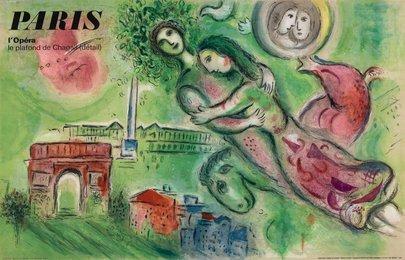 Paris: L'Opera (Romeo and Juliet)