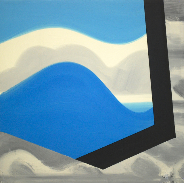 , 'Blue Hills Fragmented #3,' 2001, David Richard Gallery
