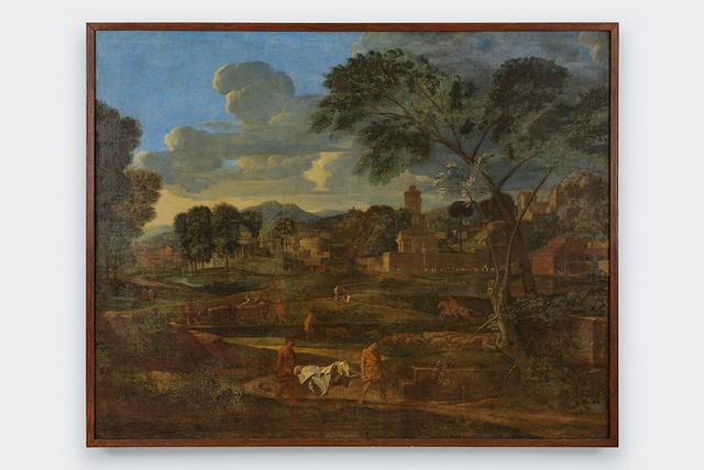 Nicolas Poussin, 'Burial of Phocion', 1648-1649, Glass House