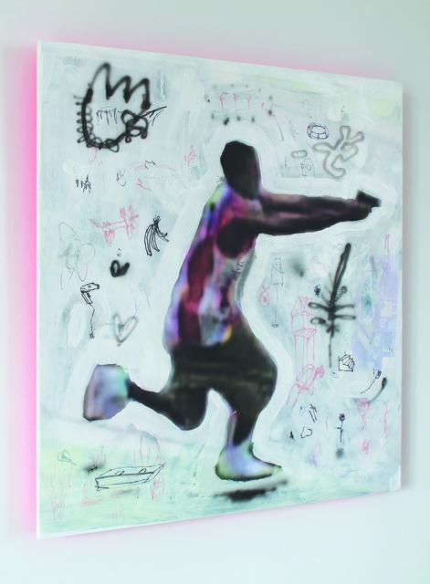 Jérémiedb, 'Flyer', 2017, Galerie C.O.A
