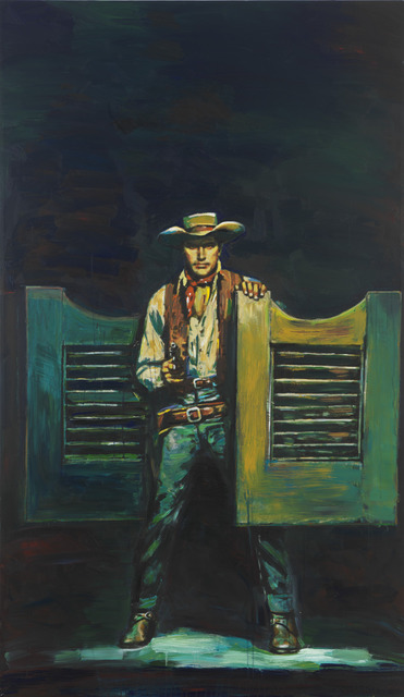 , 'Untitled (Cowboy),' 2012, Gagosian