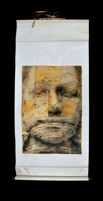 , 'Silent Faces / Angkor,' 2013, Boreas Fine Art