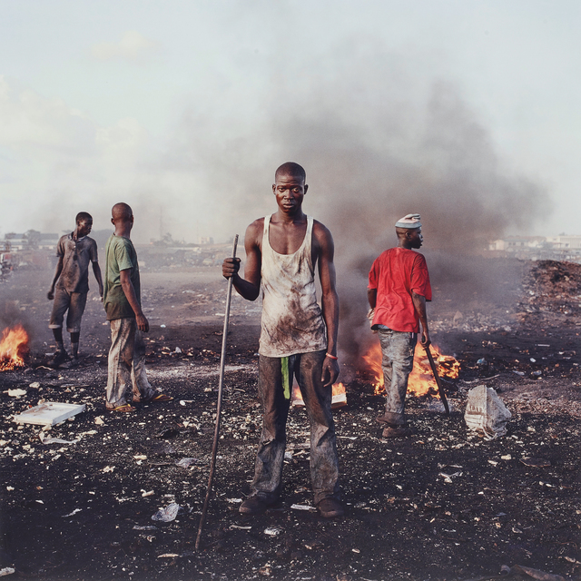 Pieter Hugo, 'David Akore, Agbogbloshie Market, Accra, Ghana from Permanent Error', 2010, Phillips