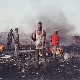 Pieter Hugo, 'David Akore, Agbogbloshie Market, Accra, Ghana from Permanent Error,' 2010, Phillips: Photographs (November 2016)