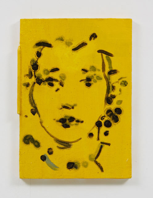 , 'Acid face girler,' 2015, Evelyn Yard