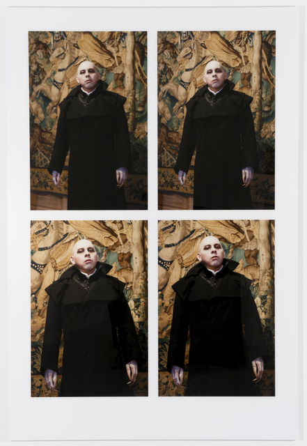 , 'Nosferatu (Character to Be Reactivated),' 2013-2014, Air de Paris