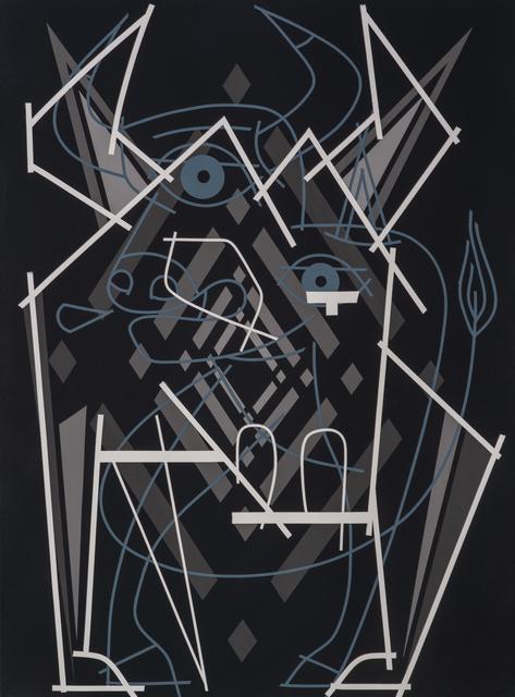 , 'Bullseye,' 2018, Bruno David Gallery & Bruno David Projects