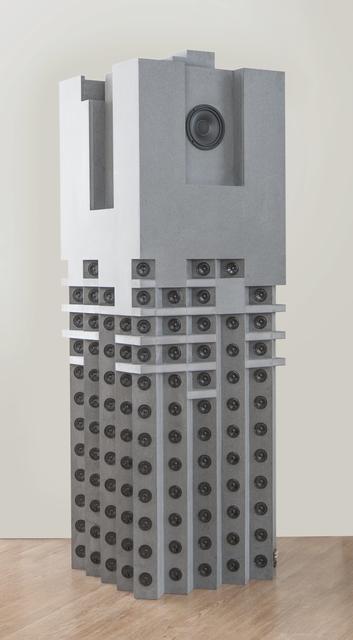 , 'Edificio Altavoces (Valenti),' 2016, Galerie Peter Kilchmann