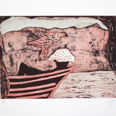 , 'Cave Boat Bird,' 2013, Galerie Maximillian