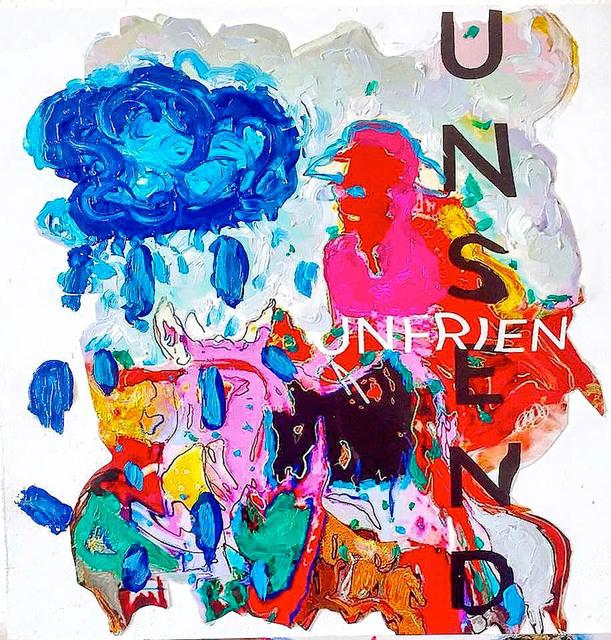 , 'Unfriend Unsend,' 2017, Brainworks Gallery