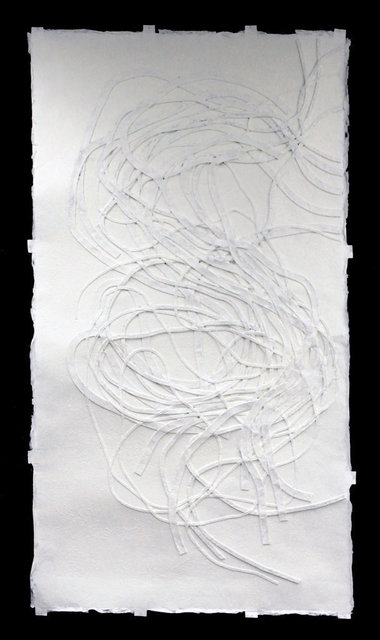 , '#6 Meander (from the series making paper),,' 2014, Galerie Crone