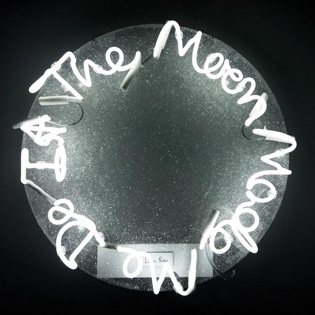 , 'Full Moon (Stardust) - Neon,' 2018, Hang-Up Gallery