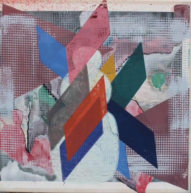 , 'o.T. (kommt mit schweben II),' 2018, Galerie Heike Strelow