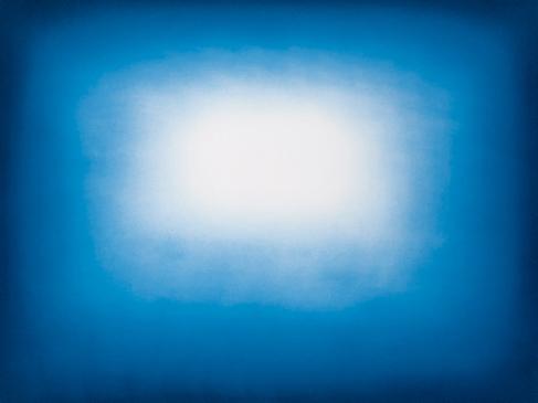 , 'Blue Shadow (3),' 2013, Arteedições Galeria