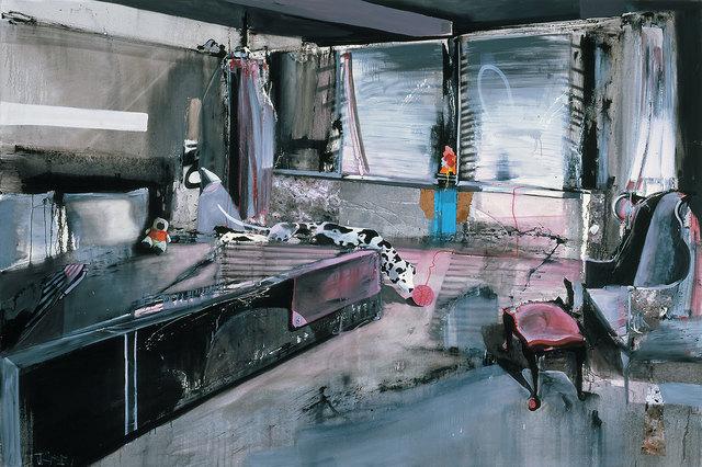 , 'Doghouse,' 2008, Weinstein Gallery