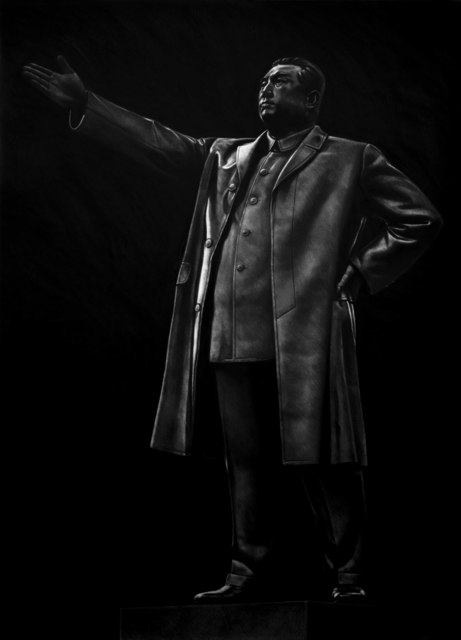 Kepa Garraza, 'Kim Il-sung', 2016, Victor Lope Arte Contemporaneo